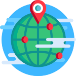 web design surrey affordable-google my business globe of the earth