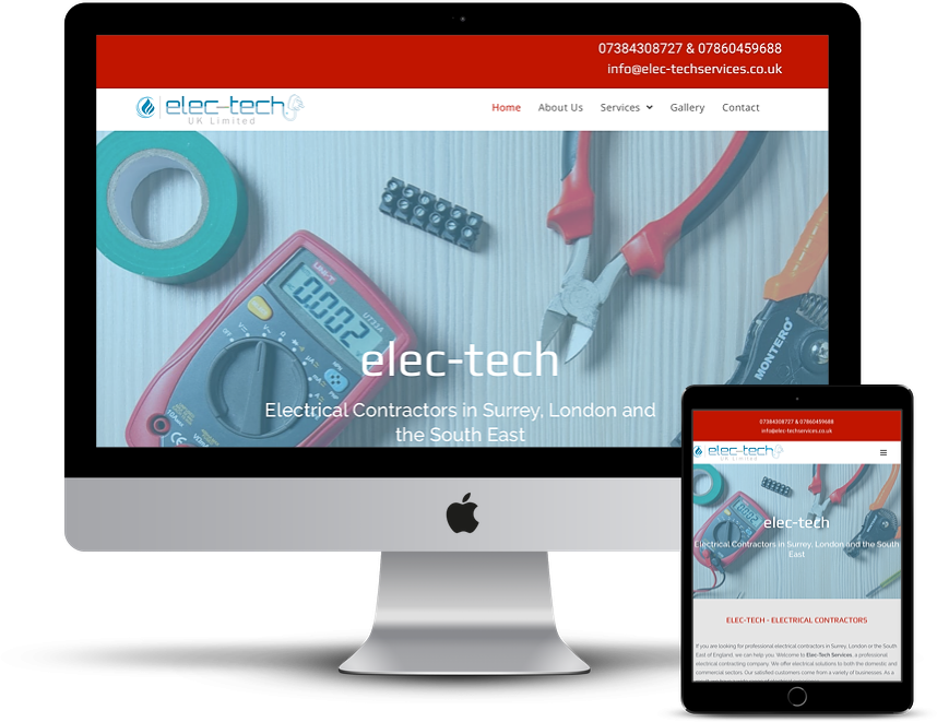 exec-tech services website