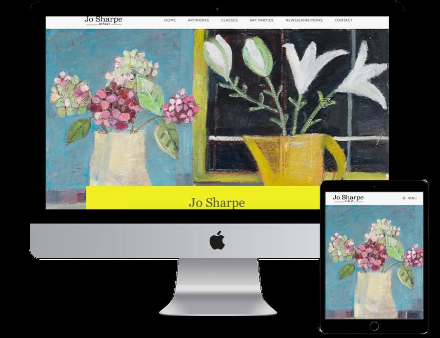 responsive web design example